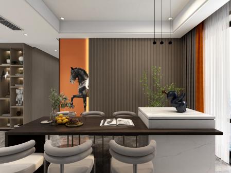 丰城现代客餐厅